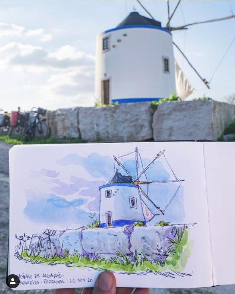 Bike and Sketch Portugal