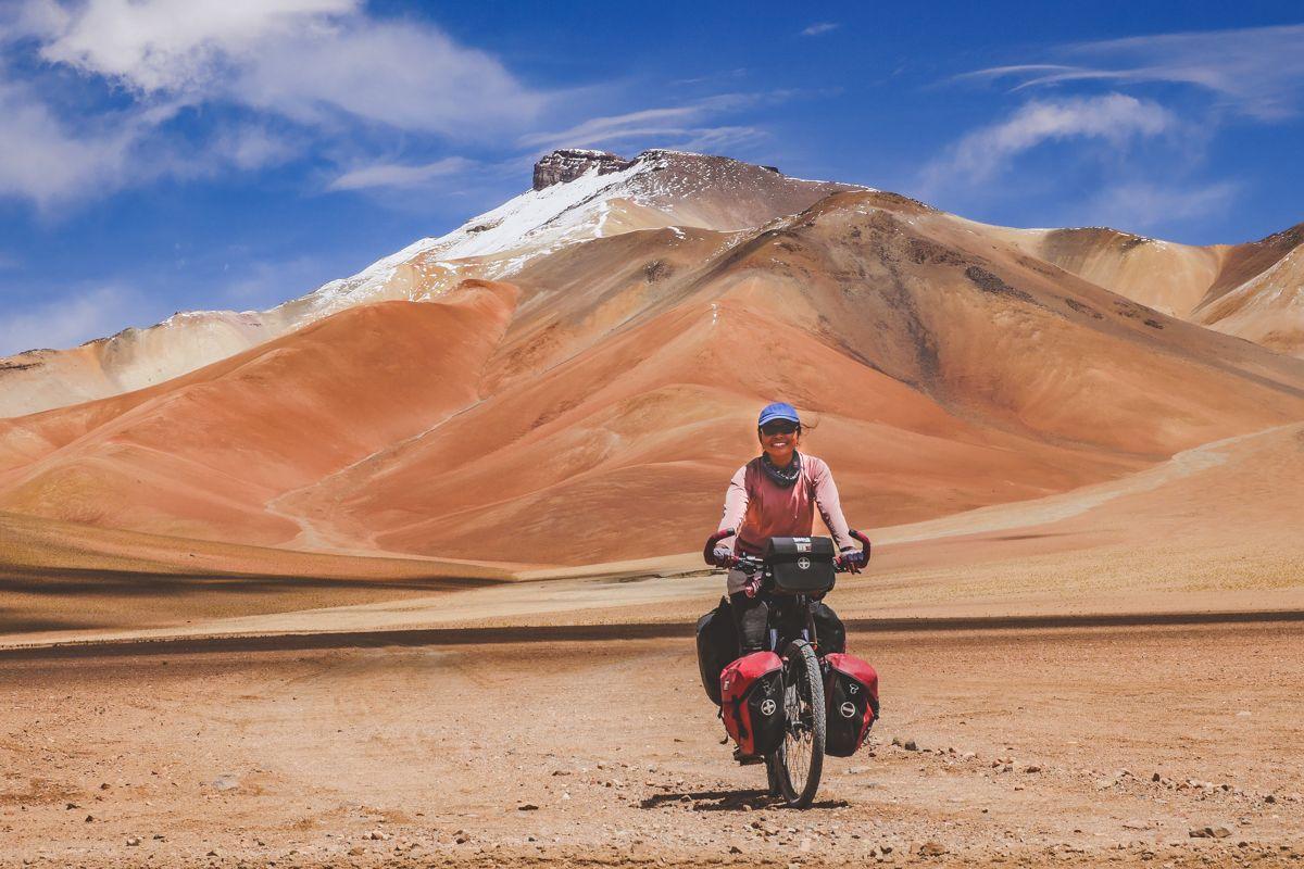 Sur Lipez Bolivia Bicycle