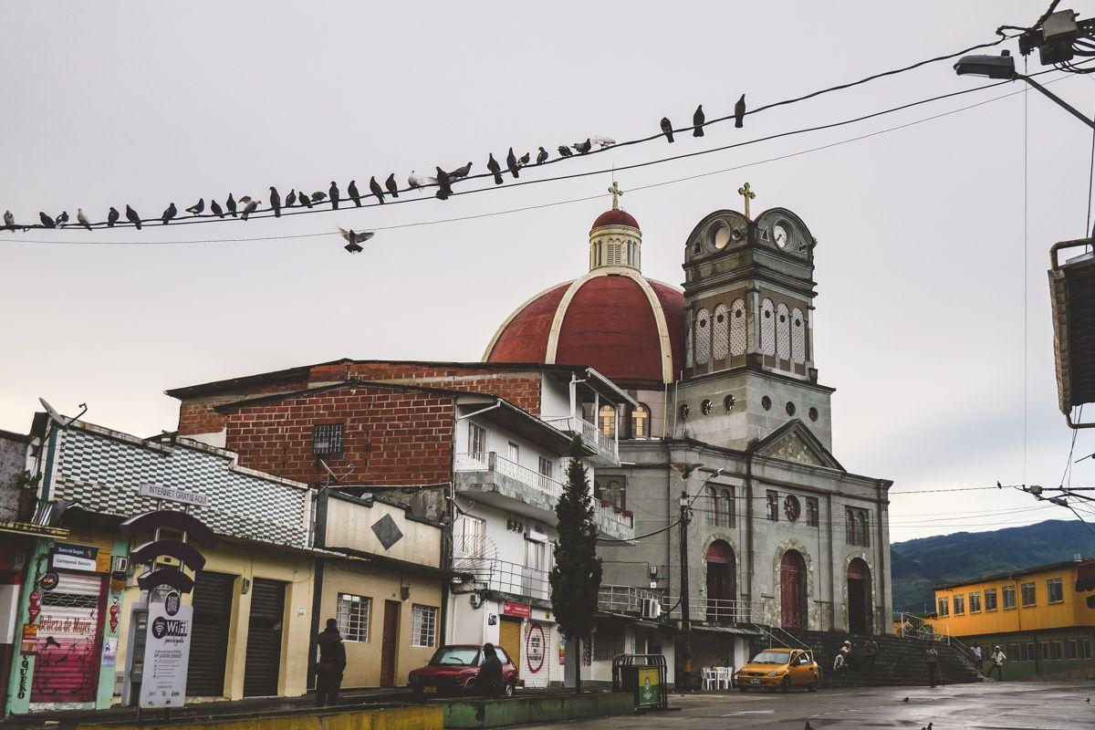 Valdivia Colombia