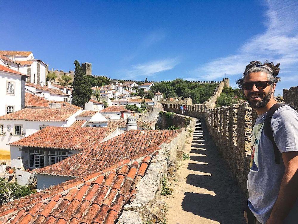 The Medieval Village Óbidos