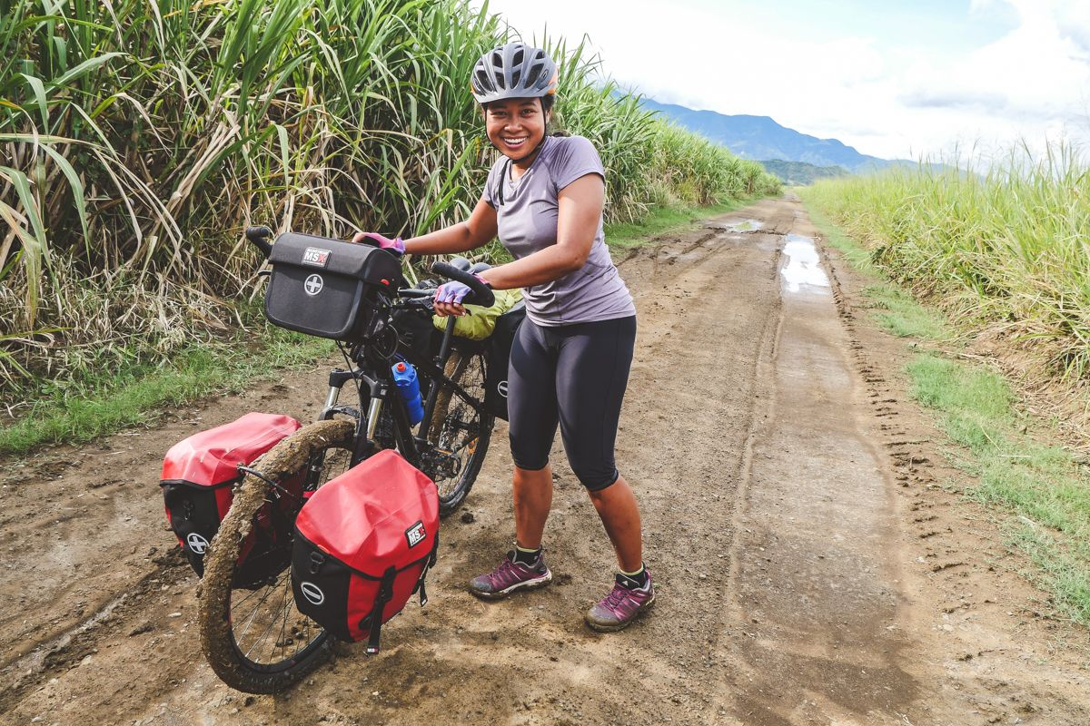 Medellin to Ipiales by bicycle