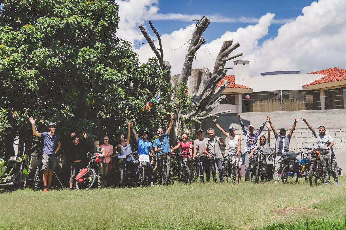 ecuador by bicycle